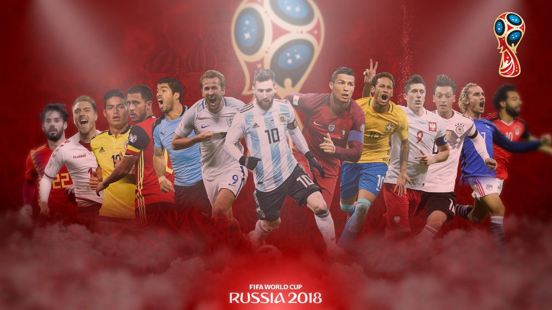 FIFA World Cup Wallpaper with resolution 1920x1080 pixel. You can make this wallpaper for your Mac or Windows Desktop Background, iPhone, Android or Tablet and another Smartphone device