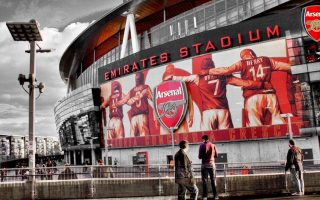 Arsenal Stadium HD Wallpapers With Resolution 1920X1080 pixel. You can make this wallpaper for your Mac or Windows Desktop Background, iPhone, Android or Tablet and another Smartphone device for free