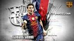 Backgrounds Leo Messi HD
