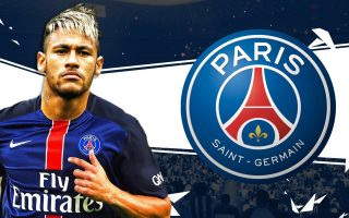 Neymar PSG Desktop Wallpapers With Resolution 1920X1080 pixel. You can make this wallpaper for your Mac or Windows Desktop Background, iPhone, Android or Tablet and another Smartphone device for free