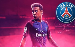 Neymar PSG Wallpaper With Resolution 1920X1080 pixel. You can make this wallpaper for your Mac or Windows Desktop Background, iPhone, Android or Tablet and another Smartphone device for free