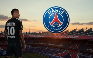 Neymar PSG Wallpaper HD With Resolution 1920X1080 pixel. You can make this wallpaper for your Mac or Windows Desktop Background, iPhone, Android or Tablet and another Smartphone device for free