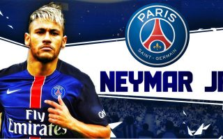 Neymar Paris Saint-Germain Wallpaper With Resolution 1920X1080 pixel. You can make this wallpaper for your Mac or Windows Desktop Background, iPhone, Android or Tablet and another Smartphone device for free