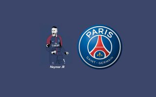 Wallpaper Desktop Neymar Paris Saint-Germain HD With Resolution 1920X1080 pixel. You can make this wallpaper for your Mac or Windows Desktop Background, iPhone, Android or Tablet and another Smartphone device for free