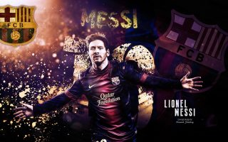 Wallpapers HD Messi With Resolution 1920X1080 pixel. You can make this wallpaper for your Mac or Windows Desktop Background, iPhone, Android or Tablet and another Smartphone device for free