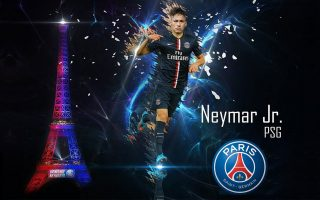 Wallpapers HD Neymar Paris Saint-Germain With Resolution 1920X1080 pixel. You can make this wallpaper for your Mac or Windows Desktop Background, iPhone, Android or Tablet and another Smartphone device for free