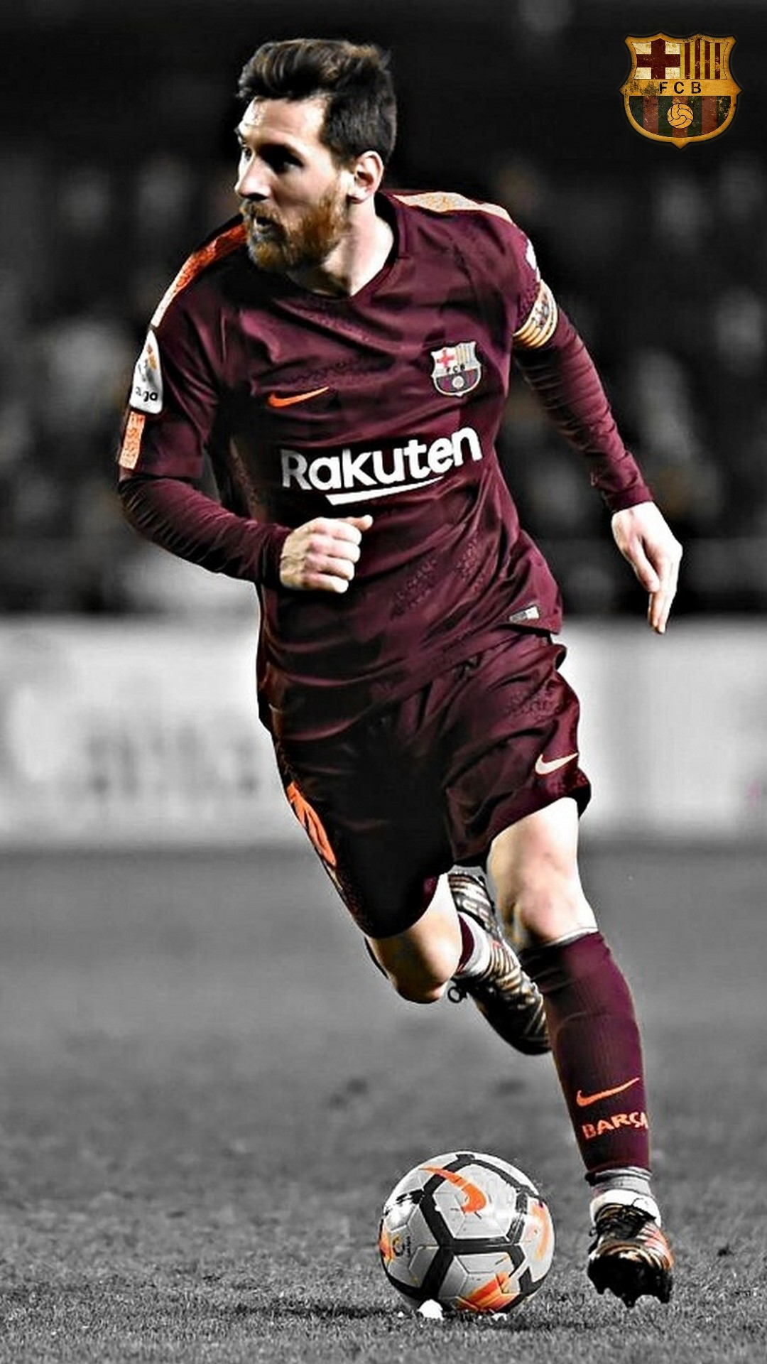 iPhone Wallpaper HD Messi with resolution 1080x1920 pixel. You can make this wallpaper for your Mac or Windows Desktop Background, iPhone, Android or Tablet and another Smartphone device