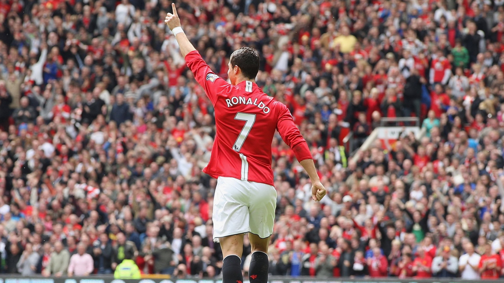 Cristiano Ronaldo Manchester United HD Wallpapers with high-resolution 1920x1080 pixel. You can use this wallpaper for your Desktop Computers, Mac Screensavers, Windows Backgrounds, iPhone Wallpapers, Tablet or Android Lock screen and another Mobile device
