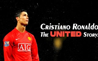 HD Desktop Wallpaper Cristiano Ronaldo Manchester United With high-resolution 1920X1080 pixel. You can use this wallpaper for your Desktop Computers, Mac Screensavers, Windows Backgrounds, iPhone Wallpapers, Tablet or Android Lock screen and another Mobile device